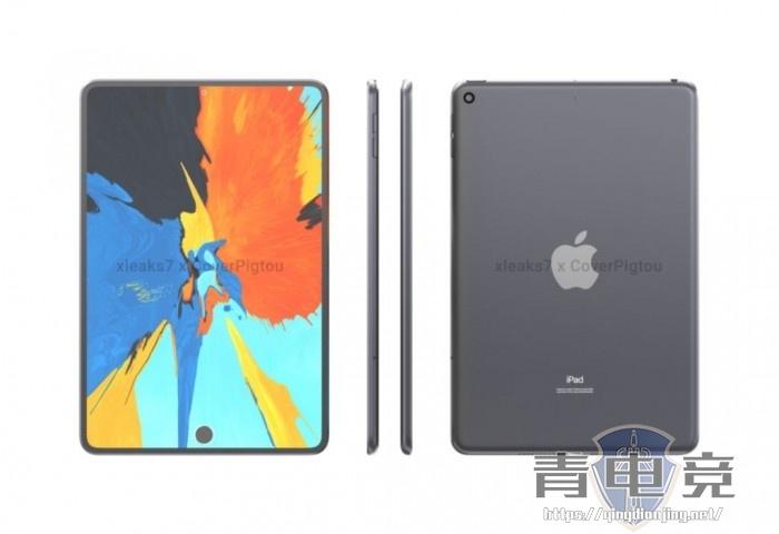 苹果首款屏下指纹设备曝光 这颜值真的爱了