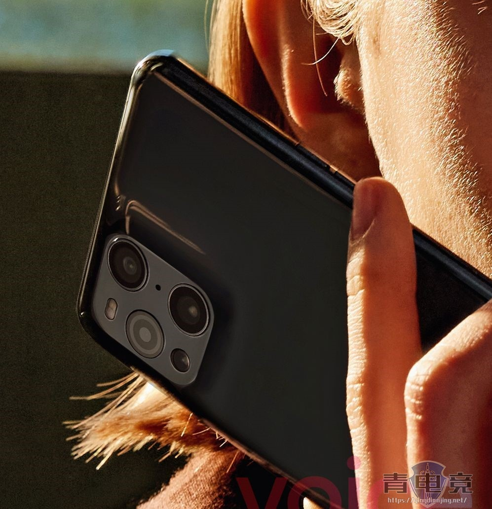 OPPO Find X3 Pro真机曝光:外形感受下