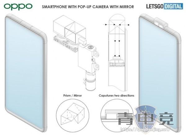 全球首发升降式镜头的OPPO 又有了新想法
